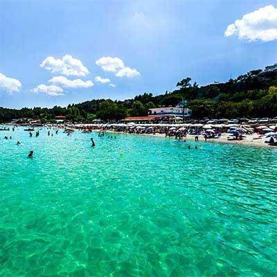 Grčka leto 2019,Grčka sopstvenim prevozom,Grčka hoteli dvoje dece gratis, letovanje 2019 u Grčkoj.