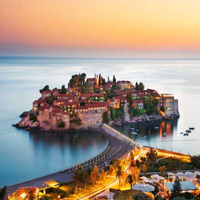 Crna Gora leto 2020 leto sopstveni prevoz, hoteli, letovanje last minute