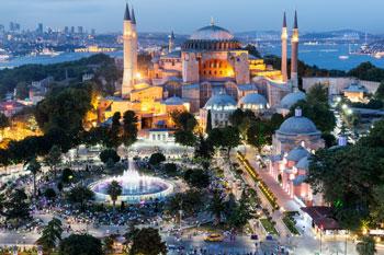 Istanbul Proleće i leto 2019. avionom, individualna putovanja