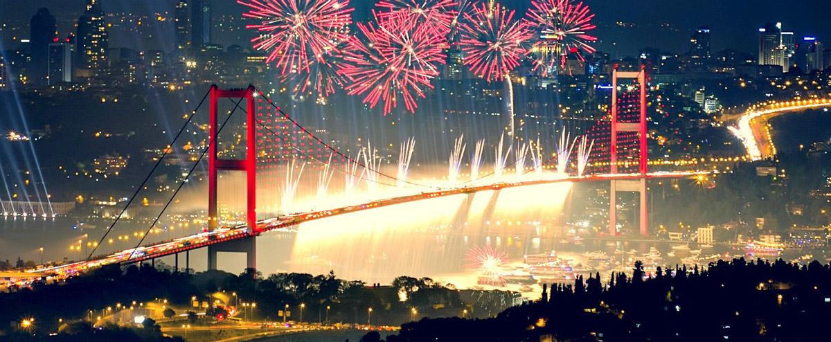 Istanbul Nova Godina 2020,Turska Nova Godina 2020,5 noćenja,6 dana avionom,individualni paket aranžman, noćenje s doručkom, hoteli 3* i 4*