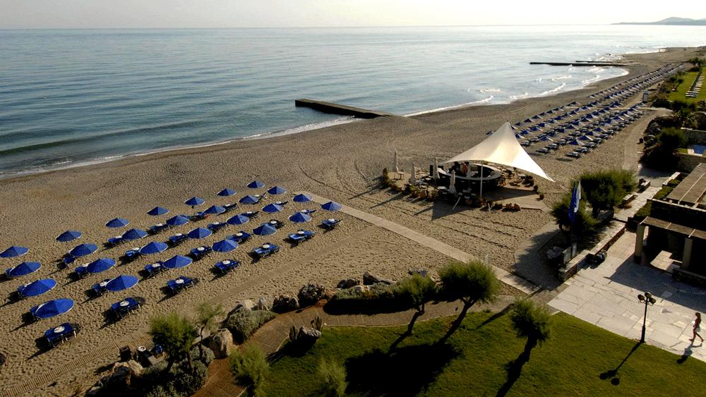 retimno Krit leto 2021 avionom - hoteli i aprtmani - Adele plaža - direktan čarter let Fibula Air Travel - fibula.rs