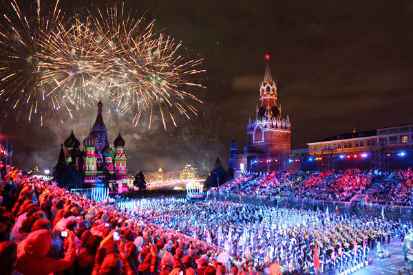 Moskva 2020, Doček Nove godine, 6 dana, 5 noćenja, polazak 30.12, Hotel 4*