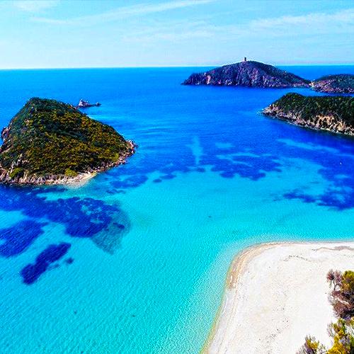 Sardinija avionom, Sardinija letovanje, Sardinija first minute, last minute i first minute ponuda, Sardinija hoteli 2019